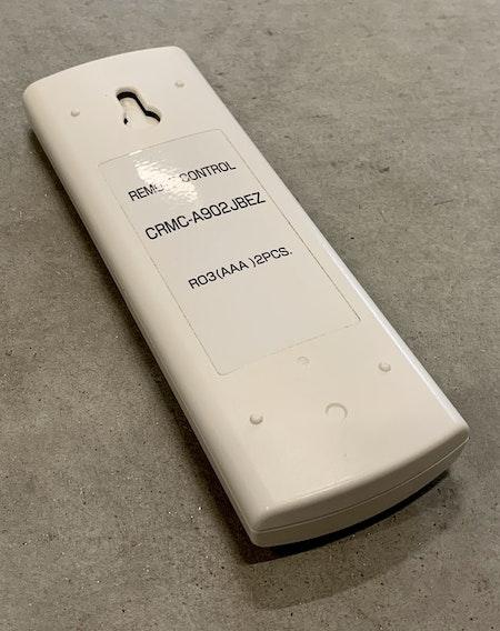 Remote Control for Thermia 12 ZP-TI  (CRMC-A902JBEZ)