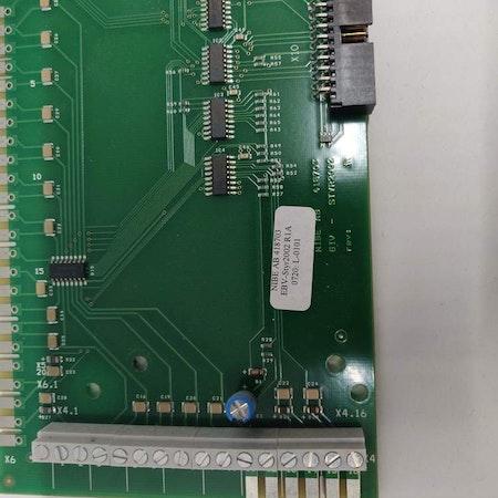 """EBV-Card """"Styr 2002"""" For Nibe (718142)"""