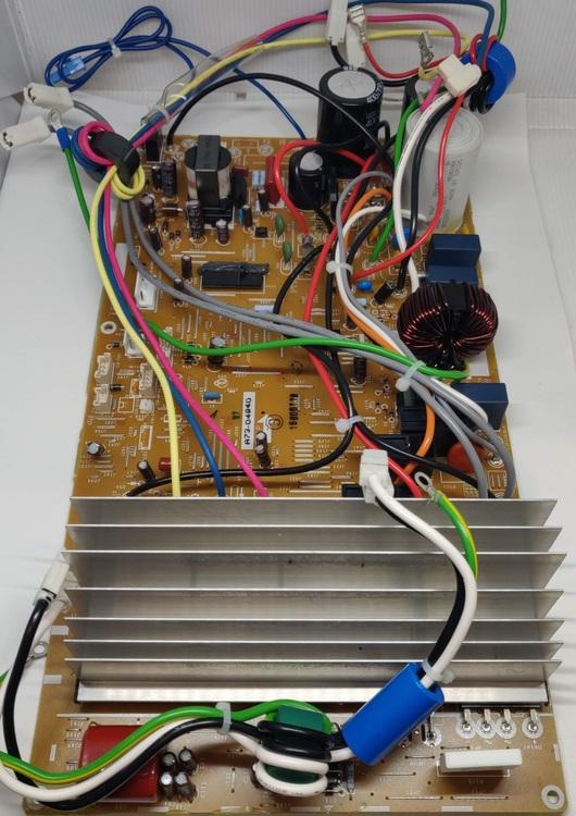 PCB For Panasonic CU-CZ9SKE (A7304840)