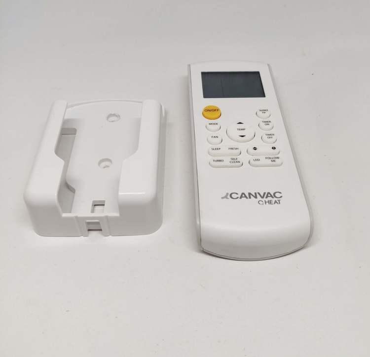Canvac Heat Remote Control (RG57A4/BGEF)
