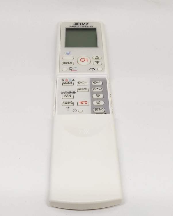 IVT Remote Control (CRMC-A653JBEZ)