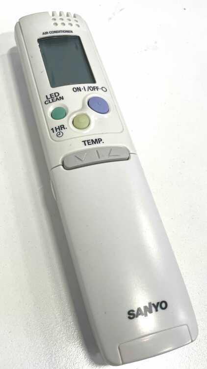 Sanyo Remote Control (RCS-6HVPUS4E)