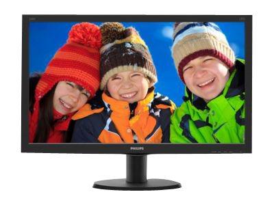 "Philips V-line 223V5LHSB2 22"" 1920 x 1080 VGA (HD-15) HDMI 60Hz"