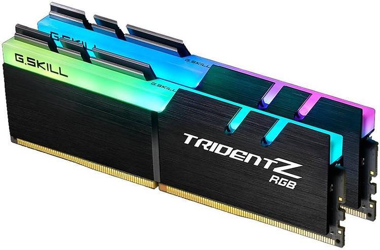 G.Skill TridentZ RGB Series DDR4 16GB kit 3200MHz CL16