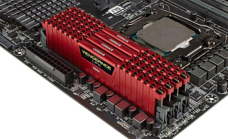 CORSAIR Vengeance DDR4 32GB kit 2666MHz CL16