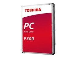 "Toshiba P300 Desktop PC Harddisk 3TB 3.5"" SATA-600 7200rpm"