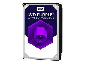 """WD Purple Surveillance Hard Drive Harddisk WD40PURZ 4TB 3.5"""" SATA-600 5400rpm"""