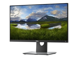 "Dell P2418D 24"" 2560 x 1440 HDMI DisplayPort 60Hz Pivot Skärm"