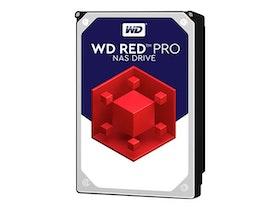 "WD Red Pro NAS Hard Drive Harddisk WD101KFBX 10TB 3.5"" SATA-600 7200rpm"