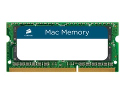 CORSAIR Mac Memory DDR3 16GB kit 1333MHz CL9 SO-DIMM 204-PIN