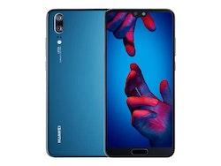 """Huawei P20 5.8"""" 128GB 4G Blå"""
