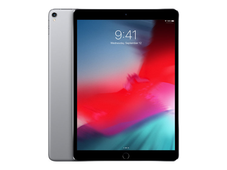 "Apple iPad Pro Wi-Fi 10.5"" 256GB Apple iOS 12 - rymdgrå"
