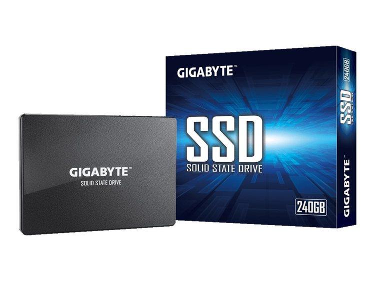 "Gigabyte SSD 480GB 2.5"" SATA-600"