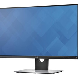"""Dell UltraSharp UP2516D 25"""" 2560 x 1440 HDMI DisplayPort Mini DisplayPort MHL 60Hz Pivot skärm"""