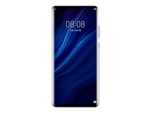 Huawei P30 - dual-SIM - 4G LTE - 6GBRAM  -128 GB Svart