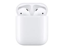 Apple AirPods - 2nd Generation  trådlösa hörlurar med mikrofon