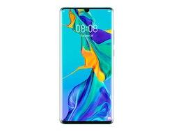 """Huawei P30 Pro 6.47"""" 128GB 4G 8GB RAM Grön Blå"""