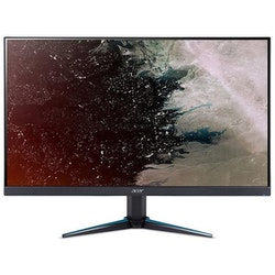"Acer Nitro VG240YU - LED-skärm - 23.8"" - 2560 x 1440 QHD - 300 cd/m² - 1 ms - 2xHDMI, DisplayPort - svart"