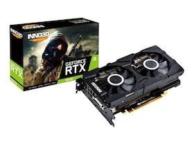Inno3D GeForce RTX 2070 Twin X2 - Grafikkort - 8 GB GDDR6