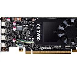 NVIDIA Quadro P1000 4GB GDDR5