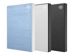 Seagate Backup-hårddisk STHP5000402 5TB USB 3.0 ljusblå