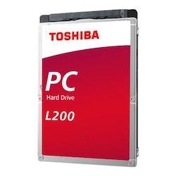 "Toshiba L200 bärbar dator hårddisk 2TB 2,5 ""SATA-600 5400rpm"