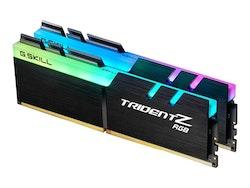 G.Skill TridentZ RGB Series DDR4 32GB kit 3000MHz CL16