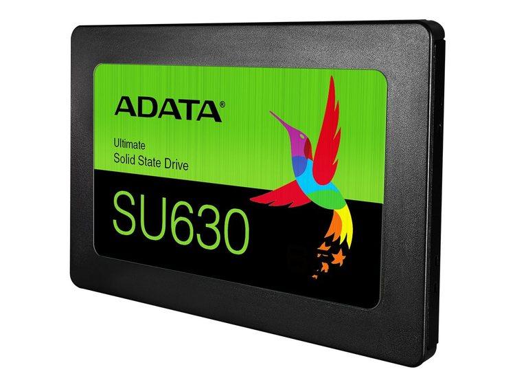 """ADATA Ultimate SSD SU630 480GB 2,5 """"SATA-600"""