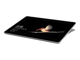 "Microsoft Surface Go 10 ""Silver Windows 10 Pro"