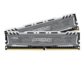 Ballistix DDR4 16GB kit 3000MHz CL16