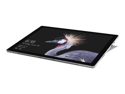"Microsoft Surface Pro 12.3 "" Silver Windows 10 Pro 64-bitars"