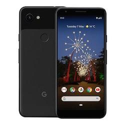 "Google Pixel 3a 5,6 ""64 GB 4G svart"