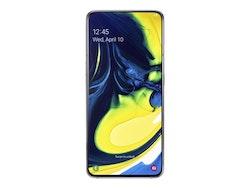 Samsung Galaxy A80 - Smartphone - dual-SIM - 4G LTE - 128 GB- Vit