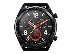 Huawei Watch GT Sport 46.5 mm svart Smart klocka