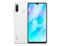 "Huawei P30 lite 6.15"" 128GB 4G Vit"