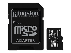 Kingston microSDHC 8GB UHS Class 1 / Class10