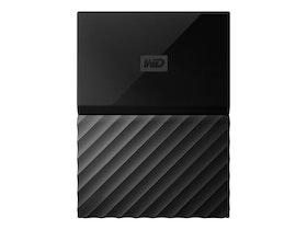 WD My Passport for Mac Harddisk WDBP6A0040BBK 4TB USB 3.0