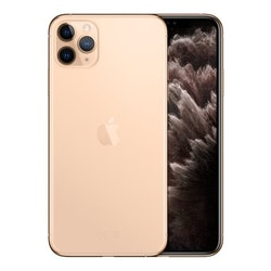 "Apple iPhone 11 Pro Max 6.5"" 512 GB - Guld"