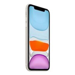 "Apple iPhone 11 6.1"" 128 GB - Vit"