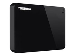 "Toshiba Canvio Advance Harddisk 4TB 2,5 ""USB 3.0"