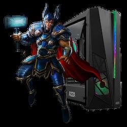 Nordic Gaming  Asgard Thor# 2.1 i7-9700K 16GB 500GB RTX 2070 Super W10