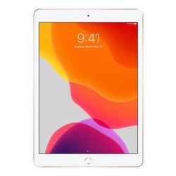 "Apple iPad 10,2"" (2019) Wi-Fi 128 GB - guld"