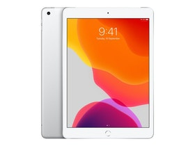 """Apple iPad 10,2 """"(2019) Wi-Fi 32 GB - Silver"""