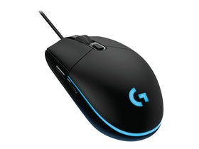 Logitech Gaming Mouse G Pro (Hero) Optisk Kabling Svart