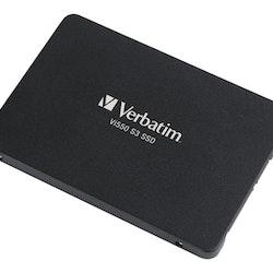"Verbatim SSD Vi550 256GB 2,5 ""SATA-600"