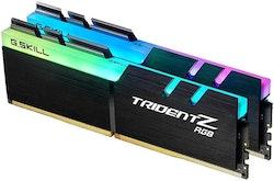 G.Skill TridentZ RGB Series DDR4 32GB-kit 3200MHz CL16