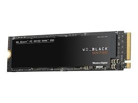 WD Black SN750 NVMe SSD SSD WDS500G3X0C-00SJG0 500GB M.2 PCI Express 3.0 x4 (NVMe)