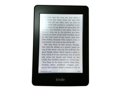 "Amazon Kindle Paperwhite 6"" 8GB wifi svart"
