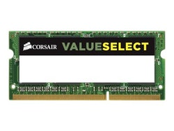CORSAIR Value Select DDR3 8GB 1600MHz CL11 Ikke-ECC SO-DIMM 204-PIN