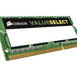 CORSAIR Value Select DDR3 8GB 1600MHz CL11 Ikke-ECC SO-DIMM 204-PIN